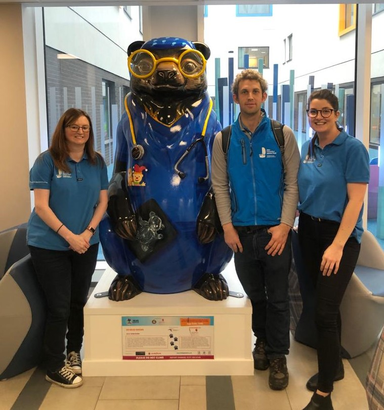 The Ellen MacArthur Cancer Trust recruitment drive for young people