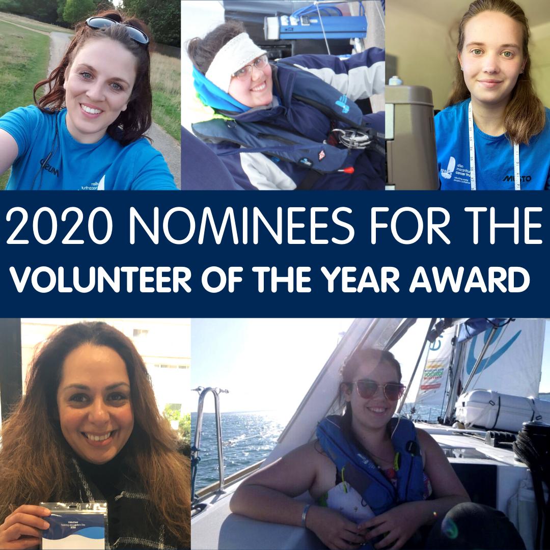 2020 Volunteer of the Year nominees