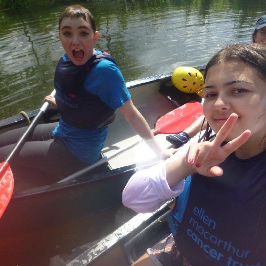 J-Whitehead kayaking