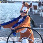 Ellen MacArthur Cancer Trust Festive Floss