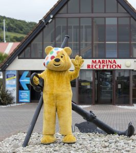 Children in Need support young people in recovery from cancer at the Ellen MacArthur Cancer Trust