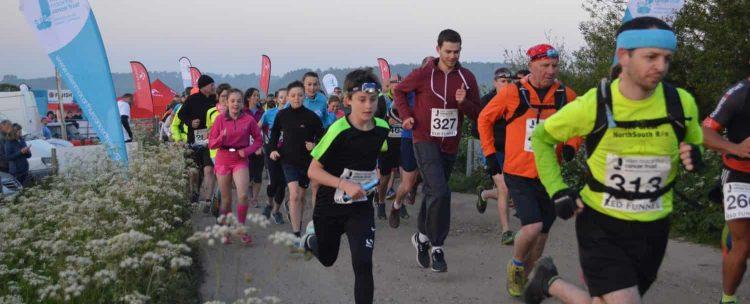 Trail Festival in aid of the Ellen MacArthur Cancer Trust