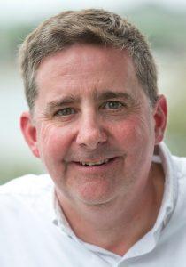 Frank Fletcher, CEO Ellen MacArthur Cancer Trust