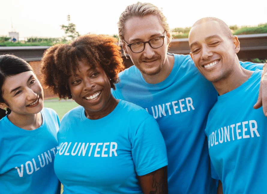 Volunteer at Trust events and make a difference