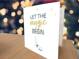Ellen MacArthur Cancer Trust Christmas Cards