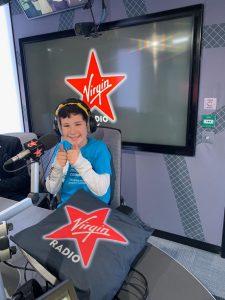 Gruff Crowther at Virgin Radio