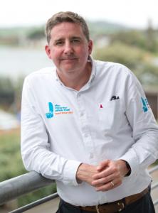 Frank Fletcher Ellen MacArthur Cancer Trust CEO
