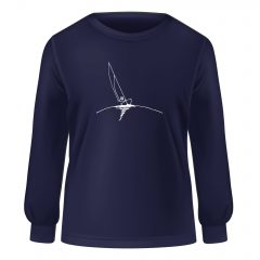 Limited edition Ellen MacArthur Cancer Trust sweatshirt