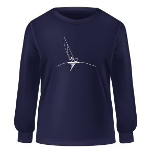 Limited edition Ellen MacArthur Cancer Trust sweatshirt
