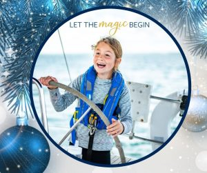 Let the magic begin by support the Ellen MacArthur Cancer Trust Giving Tree